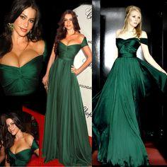 Cheap Verde negruzco estrella moda larga del diseño de doble hombro breve elegante vestido de dama sexy, Compro Calidad Vestidos de Damas de Honor directamente de los surtidores de China:              Bienvenido a nuestra tienda                              Producción y las ventas directas de la