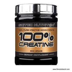 Scitec nutrition creatine monohydrate е хранителна добавка, която съдържа 100% чист креатин монохидрат и подобрява работоспособността на мускулите.