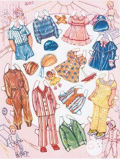 Paper Dolls~Ten Of Us - Bonnie Jones - Picasa Web Albums