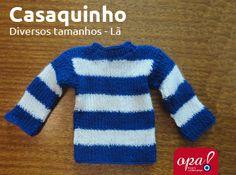 Casaquinho de Lã  Tricô - diversos tamanhos  R$ 40,00 + frete opabazar@gmail.com