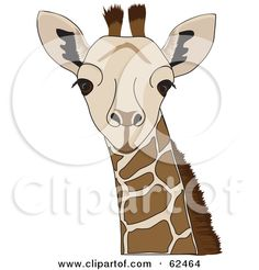 coloring page giraffe head this site is a valuable resource of