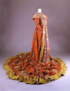Cecil Beaton costume for Turandot (worn by Birgit Nilsson), 1961