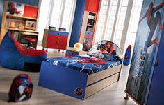 30 Gorgeous Heroes Kids Bedroom Design And Decor Ideas For Your Cute Boy Study Room Design, Girls Room Design, Kids Bedroom Designs, Boys Bedroom Decor, Bedroom Ideas, Bed Ideas, Bedroom Inspiration, Dream Bedroom, Decor Ideas