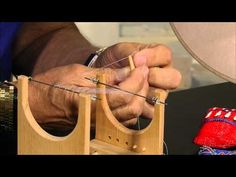 ▶ Ricks Beading Loom - YouTube tutorial for starting out.  This one explains the counting of the threads.