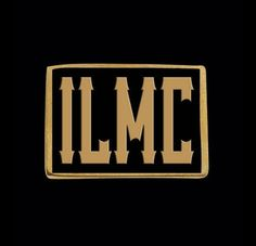 Bronze ILMC Letter Ring - Any Size - Free Shipping #Handmade #ILMCSignet