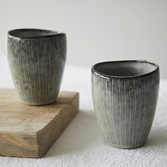 Nordic Sea Espresso Cup by Broste H: 8cm x D: 6.5cm