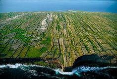 Cliffs of Inishmore, Aran Islands, County Galway, Ireland