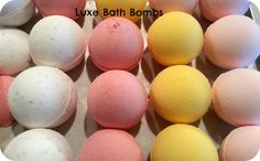 Drop a Bomb  Relax with Luxurious Bath Bomb by LuxeBathandBodyShop, $3.00