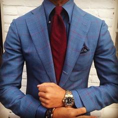 Jacket: Kiton - Shirt: Cesare Attolini - Bracelets: Viola Milano - Watch: Rolex GMT II