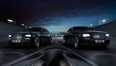 Rolls-Royce Black Badge series