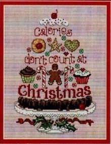 Merry Christmas: Christmas Sweets    lots of great cross stitch for christmas FREE