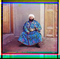 Emir of Bukhara. Bukhara (LOC) | Flickr - Photo Sharing!