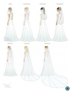I love the long veil look.I would choose Chapel or Cathedral length I love the long veil look.I would choose Chapel or Cathedral length Perfect Wedding, Dream Wedding, Wedding Day, Tulle Wedding, Hair Wedding, Wedding Dress Veil, Long Wedding Veils, Wedding Makeup, Wedding Viel