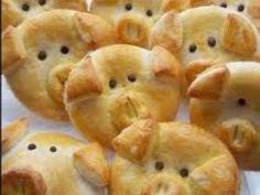 Piggy pastries !