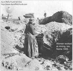 Klondike Gold Rush Miner