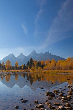 Grand Tetons, Wyoming. I want to go see this place one day. Please check out my website thanks. www.photopix.co.nz