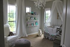 Veronika's Blushing: Harper's Nursery Reveal!
