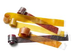 Fruit Leather Roll-Ups Recipe : Food Network Kitchen : Food Network - FoodNetwork.com