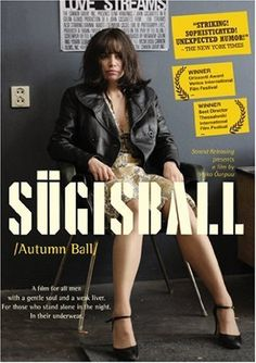 """Sugisball (Autumn Ball)  2007 Estonian film directed by Veiko Õunpuu evoking Antonioni, Cassavetes, Kaurismäki, and Ulrich Seidl, """"Sugisball"""" is a melancholy, miserablist black comedy set in a drab, Soviet-era Estonian high-rise, where four apartment dwellers-a tormented writer who spies on his estranged wife, a promiscuous nightclub worker, an architect, and a single mother-grope for love and happiness beyond the concrete walls that entomb their lonely lives."""
