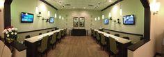 Manicure Room Envy Nail Spa - Egg Harbor Township Waxing Services, Nail Services, Spa Interior, Nail Spa, Pedicure, Envy, Salons, Room, Home Decor