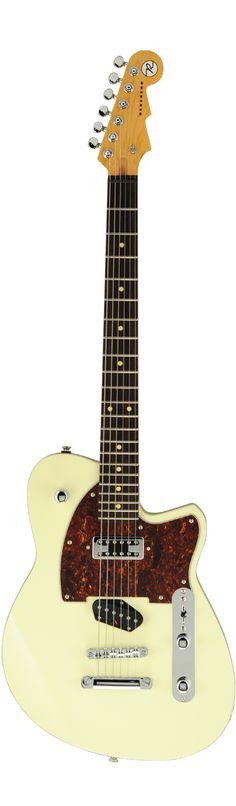 Reverend Guitars - Buckshot Cream