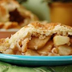Grandma Ople's  Apple Pie - made this on Thanksgiving Day (added a little cinnamon and vanilla) and had to make another one the next day because everyone loved it!   Betsy