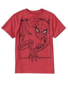 Spiderman™ Tee at Crazy 8
