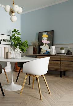 Three Inspirational Scandinavian Interiors Achieving Pastel Perfection