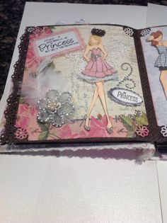 Page #5 in my prima doll book designs by creativewayz