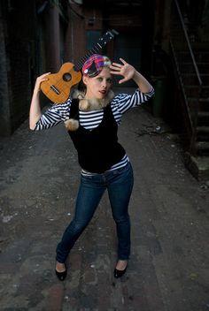 I just think this a great photo with a ukulele. Ukulele, Great Photos, Fashion, Moda, La Mode, Fasion, Fashion Models, Trendy Fashion