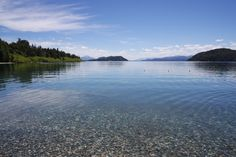 #Nahuel Huapi, #Lake, #Summer in #Bariloche, #Patagonia #Argentina