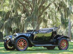 1913 Pierce-Arrow Model 38-C Roadster - (Pierce-Arrow Motor Car Company Buffalo, New York 1901-1938)