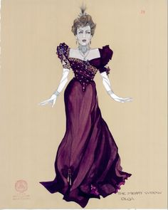 Drag Clothing, Clothing Ideas, Character Sketches, Character Design, 1914 Fashion, Costumes Couture, Merry Widow, Paper Mill, Figure Drawings
