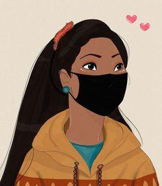 Disney Princess Babies, All Disney Princesses, Disney Princess Fashion, Disney Pocahontas, Disney Princess Drawings, Disney Princess Pictures, Disney Pictures, Disney Drawings, Modern Disney Characters