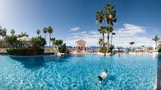 Guayarmina Princess Resort **** - #tenerife #princesshotels #family #kids #weddings #guayarmina #pool
