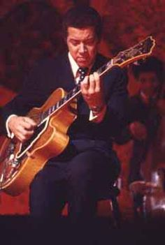 Kenny Burrell... One of my heroes