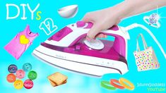 12 DIY Projects With Clothes Iron – 12 New Fun Things and Life Hacks You...