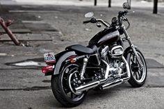 Harley Davidson SuperLow 2012!