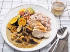 アーユルヴェーダ料理☆茄子のスリランカカレー by kanaさん   レシピブログ - 料理ブログのレシピ満載!