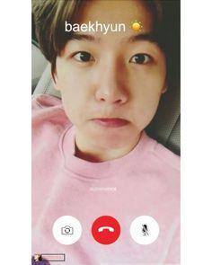 "12.2k Likes, 145 Comments - e)(o ℓ (@exovidoe) on Instagram: ""Bcs I love crying over him.. Baekhyun boyfriend ~♡ @imaerie"""