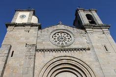 Iglesia de Santa María. Viveiro. (Lugo). Galicia. Spain.