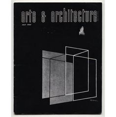 ARTS AND ARCHITECTURE magazine, Volume 64, number 7, July 1947