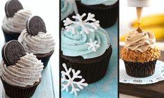 20 božích cupcakes, které zvládne i úplný začátečník Cupcakes, Diy, Food, Cupcake Cakes, Bricolage, Essen, Do It Yourself, Meals, Homemade