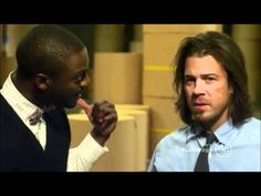Eliot & Hardison - The Sandwich  (This is hilarious...man I miss these guys) :'(