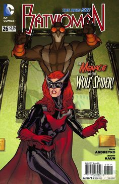 Batwoman #26 Dc Comics New 52! Vol. 1 (2014)