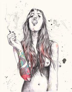 Esra Roise Illustration