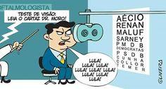 "CULTURA,   ESPORTE   E   POLÍTICA: ""A parcialidade de Moro decorre da ideia de que el..."