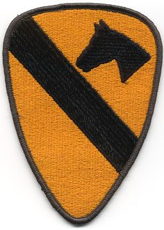 """Developed around the concept of """"air assault"""", the 1st Cavalry Division (Airmobile) was the first to use this theory in combat. Tested at Fort Benning, Georgia and proven in Vietnam, the 1st Cavalry Division (Airmobile) quickly became a highly effective unit."""