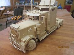Wooden models Wooden Toy Trucks, Wooden Car, Wooden Toys, Lithuania, Diy Woodworking, Models, Cars, Wooden Truck, Toy Trucks