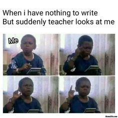 Funny School Memes, Crazy Funny Memes, Really Funny Memes, Stupid Funny Memes, Funny Laugh, Funny Relatable Memes, Funny Texts, Hilarious, Funny Stuff